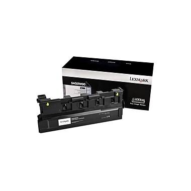Lexmark – Bouteille de récupération de toner usagé MS911, MX910, MX911, MX912, (54G0W00)