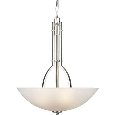 Forte Lighting 4-Light Bowl Inverted Pendant
