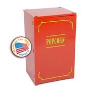 Paragon International 1911 Premium 6 oz. / 8 oz. Popcorn Machine Stand; Red