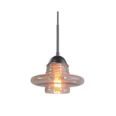 Woodbridge Transference 1 Light Mini Pendant