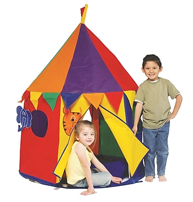 Bazoongi Kids Special Edition Circus Play Tent WYF078277966915
