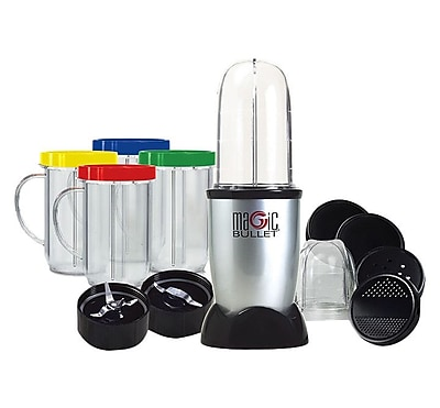 The Magic Bullet 11 Piece Magic Bullet Set; Red WYF078277971324