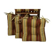 Blazing Needles Outdoor Adirondack Chair Cushion (Set of 4)