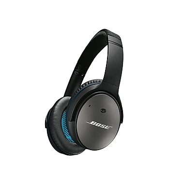 Bose® – Casque QuietComfort® 25 Acoustic Noise Cancelling® pour appareils Samsung et Android™, noir