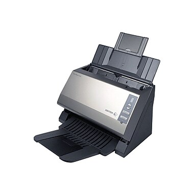 Xerox Documate 4440 VRS Pro - Document Scanner - With Kofax VRS Professional - XDM4440I-U/VP - Gray