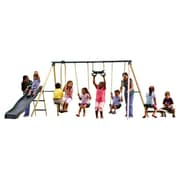 Flexible Flyer Backyard Fun Swing Set