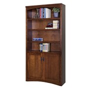 kathy ireland Home by Martin Furniture Mission Pasadena 72'' Standard Bookcase