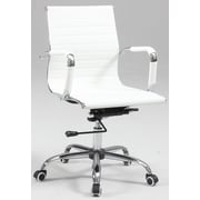 Chintaly High-Back Conference Chair; White