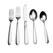 David Shaw Silverware Splendide Moselle 20 Piece Flatware Set
