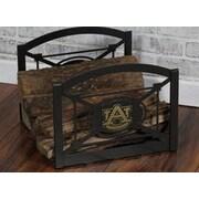 HensonMetalWorks Steel Collegiate Fireside Log Holder; Auburn