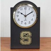 HensonMetalWorks Collegiate Desk Clock; North Carolina State