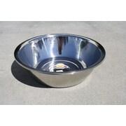 Concord Large Heavy Grade Bake Prep Mixing Bowl; 4.5 Quart
