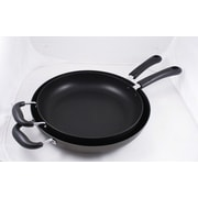 Concord 2-Piece Non-Stick Frying Pan Set; 20'' Diameter
