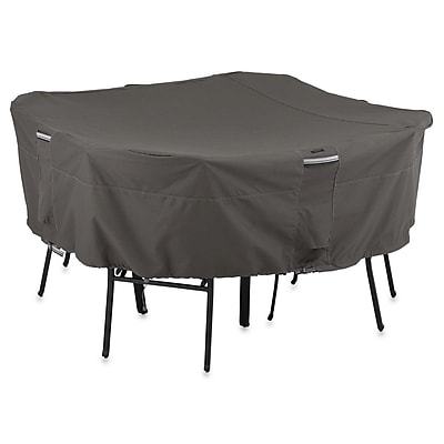 Classic Accessories Ravenna Patio Table and Chair Set Cover; Medium