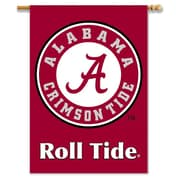 BSI Products NCAA 2-Sided Banner; Alabama