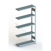 META Storage Solutions Inc. CLIP S3 V150 Five Shelf Shelving Unit Add-on; 79'' H x 39'' W x 12'' D