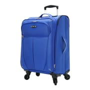 Skyway Mirage Superlight 19.5'' Expandable Carry-On Suitcase; Maritime Blue