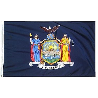 Annin Flagmakers New York State Flag; 3' x 5'