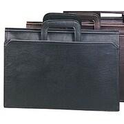 Preferred Nation Bellino Portfolio Briefcase; Black