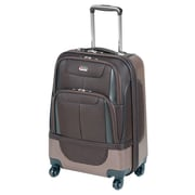 Mancini Bristol-2 28'' Spinner Suitcase; Coffee