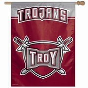 Wincraft NCAA Collegiate Banner; Troy State University