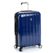Delsey Helium Aero 25'' Expandable Spinner Trolley; Cobalt Blue