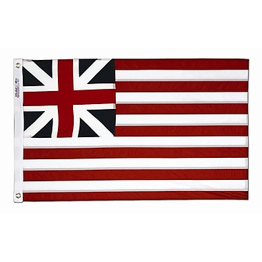 Annin Flagmakers Grand Union Bunker Hill Traditional Flag