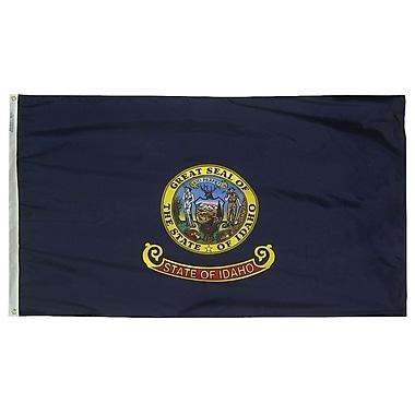 Annin Flagmakers Idaho State Flag; 3' x 5'