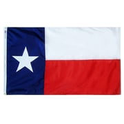 Annin Flagmakers Texas State Flag; 3' x 5'