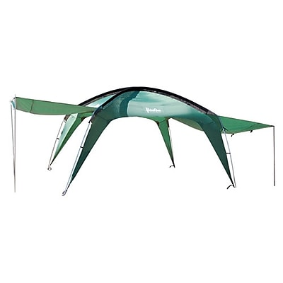 PahaQue Cottonwood XLT 10 Ft. W x 10 Ft. D Canopy WYF078276453896