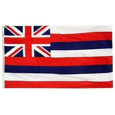 Annin Flagmakers Hawaii State Flag; 4' x 6'