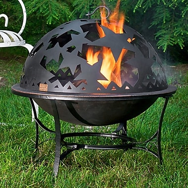 Good Directions Starry Night Dome Fire Pit Set