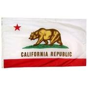 Annin Flagmakers California State Flag; 4' x 6'