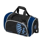 Logo Chairs MLS 15'' Travel Duffel; Sporting Kansas City