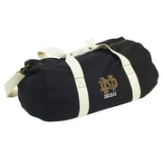 Logo Chairs NCAA 22'' Travel Duffel; Notre Dame