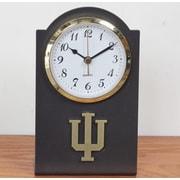 HensonMetalWorks Collegiate Desk Clock; Indiana
