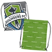 Logo Chairs MLS Doubleheader Backsack; Seattle Sounders