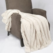 BOON Throw & Blanket Single Sided Polyester Throw Blanket