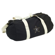 Logo Chairs NCAA 22'' Travel Duffel; Vanderbilt
