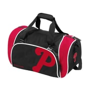 Logo Chairs MLB 15'' Travel Duffel; P'delphia Phillies