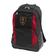 Logo Chairs MLS Closer Backpack; Real Salt Lake