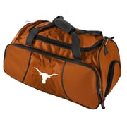 Logo Brands NCAA 21'' Gym Duffel; Texas