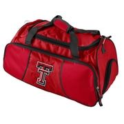 Logo Brands NCAA 21'' Gym Duffel; Texas Tech