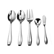 David Shaw Silverware Splendide View 45 Piece Flatware Set