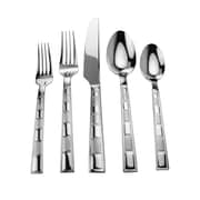 David Shaw Silverware Splendide Chicago 20 Piece Flatware Set