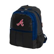 Logo Chairs MLB Victory Backpack; Atlanta Braves