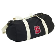 Logo Chairs NCAA 22'' Travel Duffel; North Carolina State