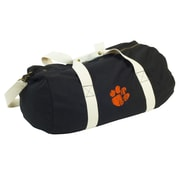 Logo Chairs NCAA 22'' Travel Duffel; Clemson