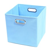 Modern Littles Sky Folding Storage Bin