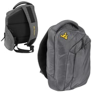 Logo Chairs NCAA Game Changer Sling Backpack; West Virginia